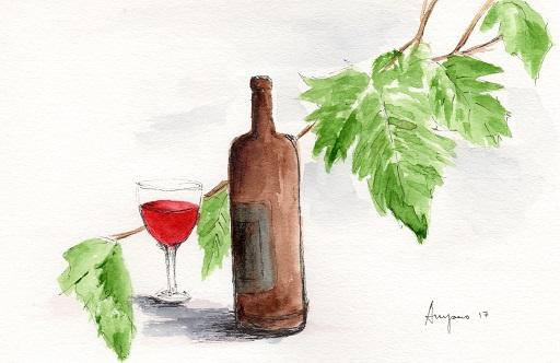 Botella-copa-y-hoja512